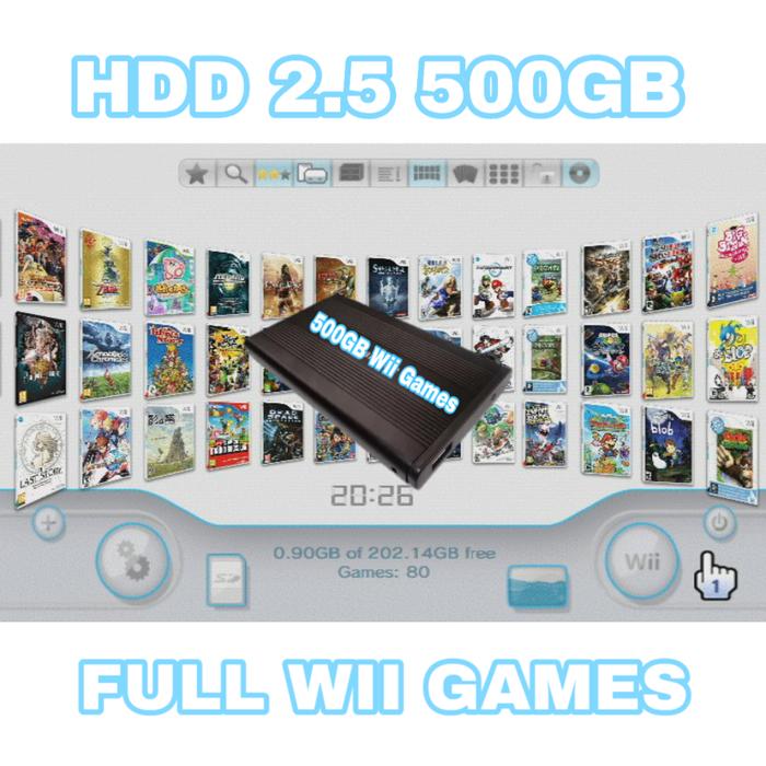 Daftar Lengkap Wii Balance Board Game